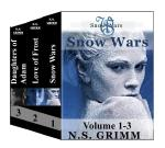 snow wars. box set.blk